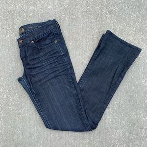Express size 4 barely bootcut jeans